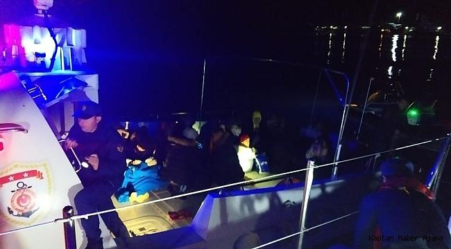Sürat teknesiyle Yunan adalarına kaçacaklardı