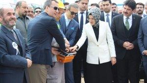 Akyurt Aselsan Camii'nin temeli atıldı