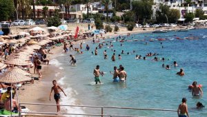 Bodrum'a havadan, karadan ve denizden turist yağacak