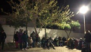 Çanakkale'de 143 mülteci yakalandı