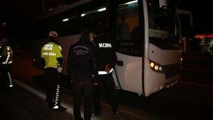 """Emniyet ve Jandarma'dan """"Göçmen kaçakçılığı ve yasa dışı bahis"""" uygulaması"""