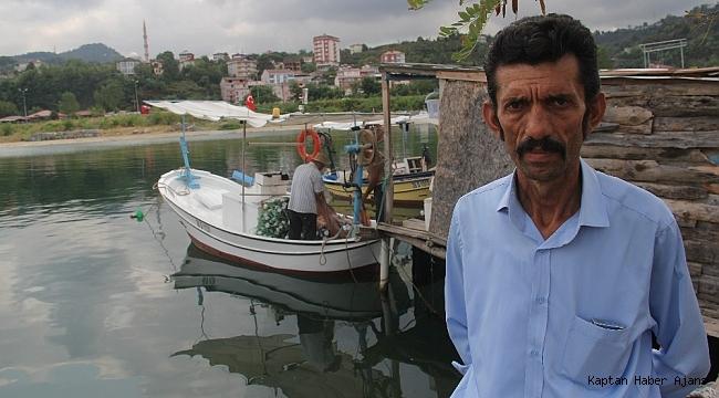 """Giresun Piraziz Su Ürünleri Kooperatifi Başkanı Hamdi Arslan: """"Bu sezon palamut olmasa birçok balıkçımız zor durumda kalırdı"""""""