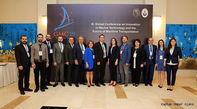 GMC-2019 Denizcilik Konferansı İzmir-Selçuk'ta Yapıldı