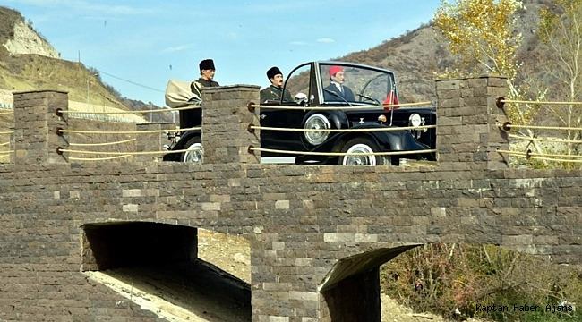 'Kurtuluş Yolu' tarih turizmine kazandırılacak