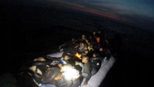 Lastik botta ölüme yolculuk operasyonla son buldu