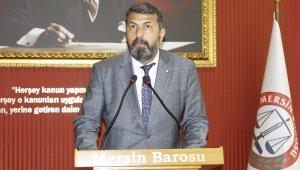 Mersin Barosu'ndan balık çiftliklerine tepki