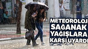 Meteoroloji sağanak yağışlara karşı uyardı, 21 Nisan 2019 yurtta hava durumu