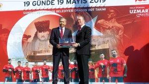 19 günde kürekle İstanbul'dan Samsun'a gidecekler