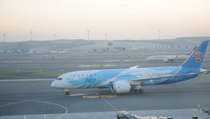 Çin'den İstanbul Havalimanı'na yeni uçuş noktası