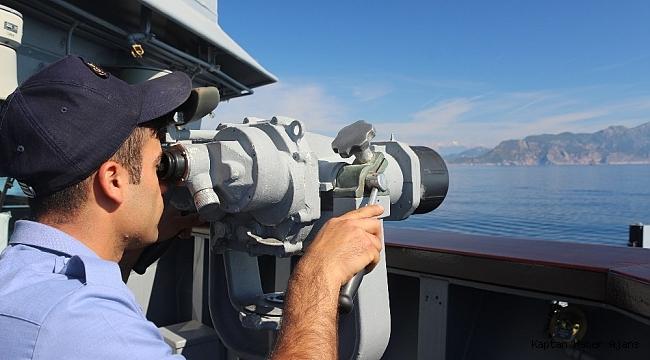 Deniz Kurdu-2019, Denizaltı Savunma Harbi Eğitimi ile devam ediyor