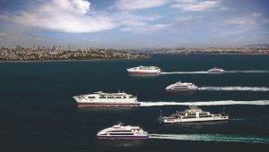 Deniz ulaşımında bayram rekoru bekleniyor