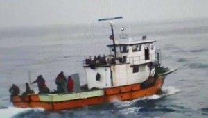Romanya 8 Türk balıkçıyı gözaltına aldı, 3 balıkçı hafif yaralı