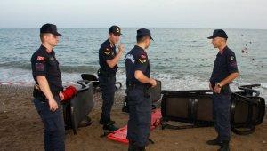 Rus turist denizde boğuldu