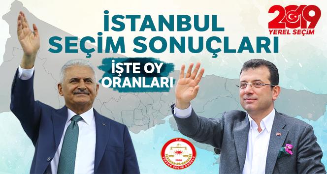 23 Haziran 2019 İstanbul Seçim Sonuçlarını iha.com.tr'den takip edebilirsiniz