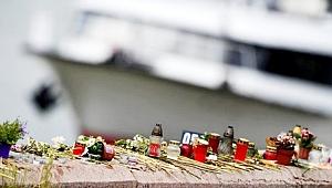 Budapeşte tekne kazasında ölü sayısı artıyor