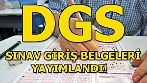 DGS sınav giriş yerleri açıklandı! ÖSYM giriş ile DGS giriş belgesi sorgulama