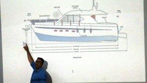 Şanlıurfalılar gemi ehliyeti almak için kurs ve sınava akın etti