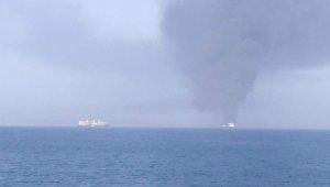 Uman Körfezindeki tanker yangınları petrol fiyatlarını yüzde 3 artırdı
