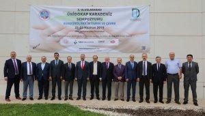 ÜNİDOKAP Karadeniz Sempozyumu Tokat'ta başladı