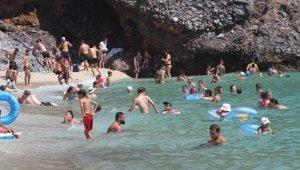 Antalya'nın deniz suyu kontrol altında
