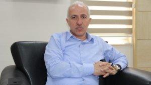 """Başkan Gültak: """"Biz, Mersin'in makus talihini Akdeniz üzerinden kıracağız"""""""