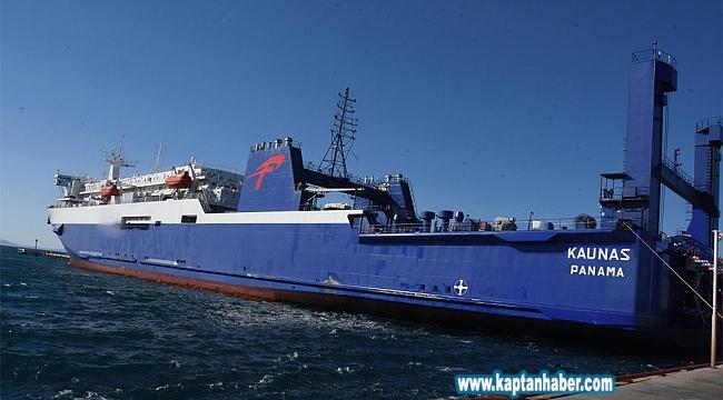 Çeşme-Atina feribot seferlerine ara verildi