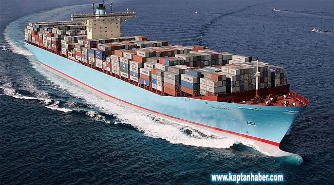 Deniz yoluyla bağlantıda liderlik Çin'de
