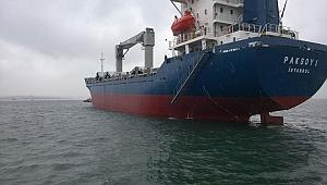 Gemi mürettebatının rehin alınması kabul edilemez