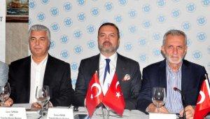 """İMEAK Deniz Ticaret Odası Başkanı Tamer Kıran: """"Dış ticaretin 3'te 2'si denizden"""""""