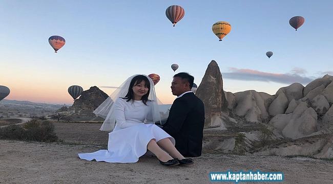 Kapadokya'yı gelecekte daha parlak günler bekliyor