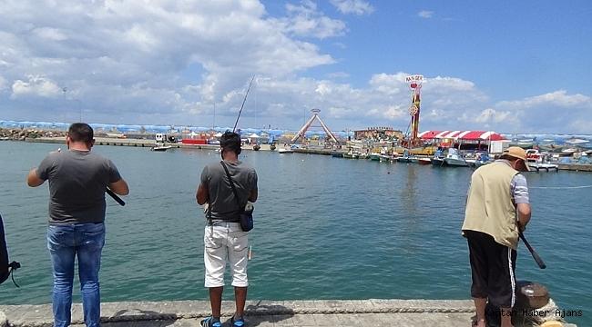 Karadeniz balıkçılara balık vermedi