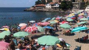 Karadeniz sahili, güney sahillerini aratmadı