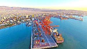 Mersin Limanı'na ödül