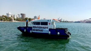 Mersin'de denizi kirletenlere göz açtırılmıyor