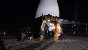 S-400 parçalarının Türkiye'ye gönderildiği iddia edildi