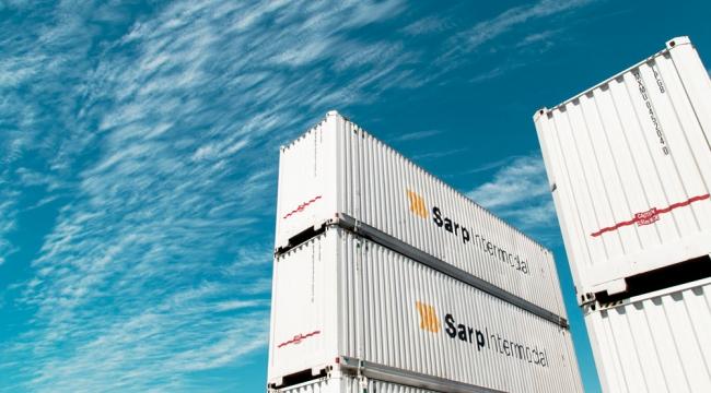Sarp Intermodal'dan Gaziantep'e yatırım