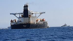 Suriye'ye petrol taşıyan tankere Cebelitarık'ta el konuldu