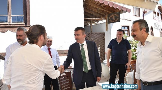 """Turizmin reçetesi """"kültür yolu"""""""
