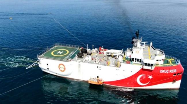 Türkiye, Oruç Reis'i Akdeniz'e gönderecek