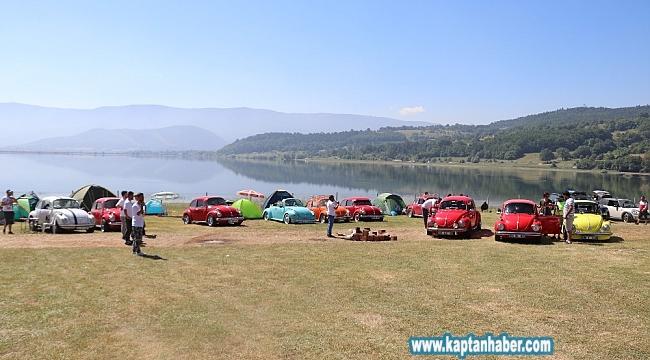 'Vosvos' severlerden lösemili çocuklar için göl turu