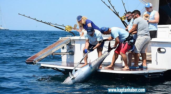 4. MOST Bodrum Balık Turnuvası, Yalıkavak Marina'da düzenlenecek