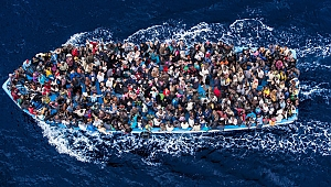 8 ayda 235 bin düzensiz göçmen yakalandı
