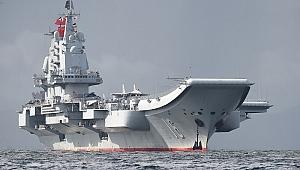 Çin, insansız savaş gemisini tanıttı