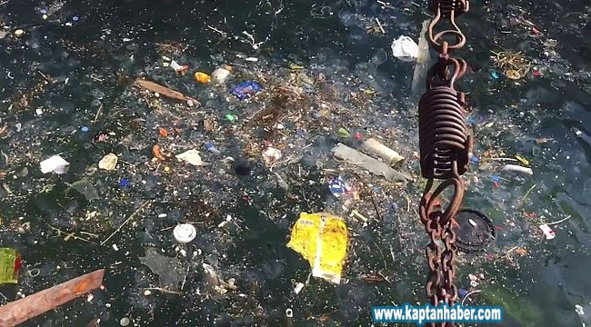 Denizi kirleten 2 tekneye 35 bin lira para cezası kesildi