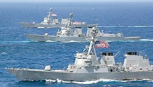 Donanma Komutanlığı, askeri gemileri ziyarete açtı