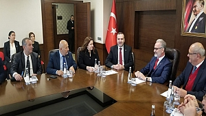 DTO Antalya, yoğun bir şekilde çalışıyor
