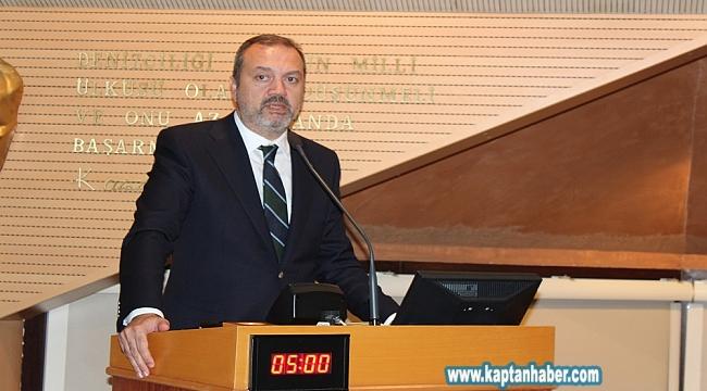 IMEAK DTO Ağustos Olağan Meclis Toplantısı Yapıldı