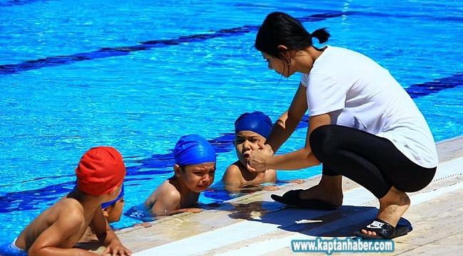 Osmaneli'nde ücretsiz yüzme öğretilecek