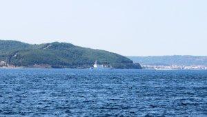 Rus istihbarat gemisi Çanakkale Boğazı'ndan geçti