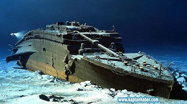 Titanik geri dönüyor